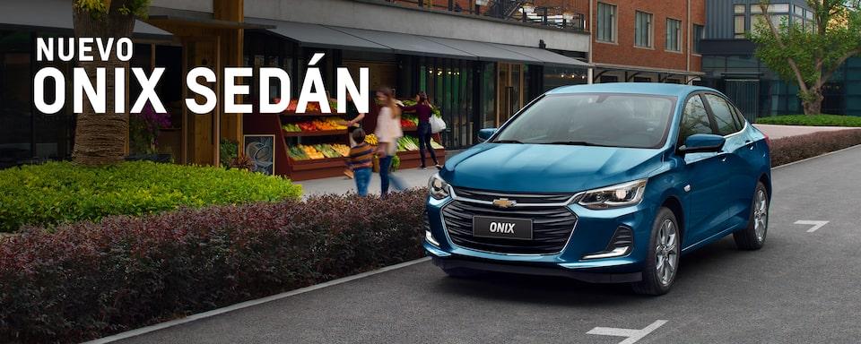 Chevrolet Onix Sedán